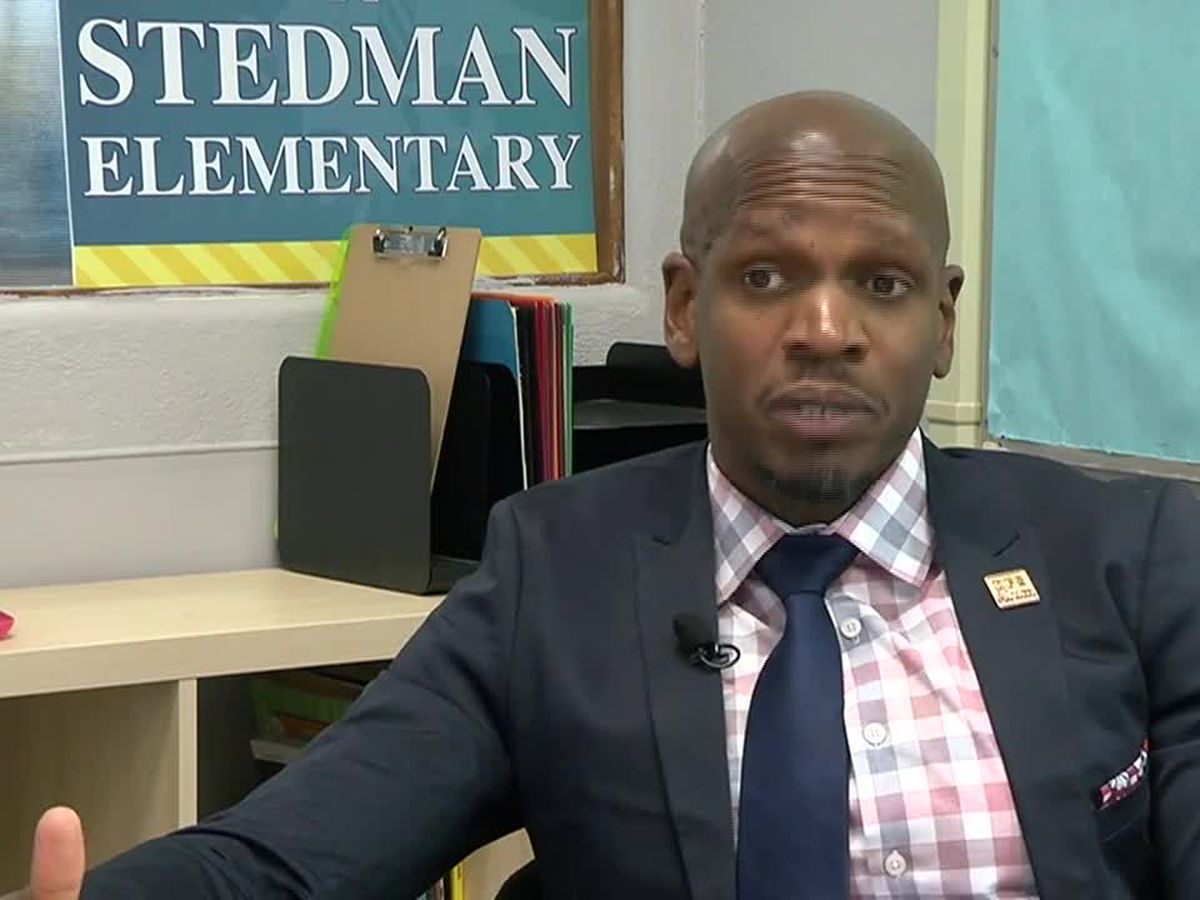 Colo. principal worked his way up from being a school custodian