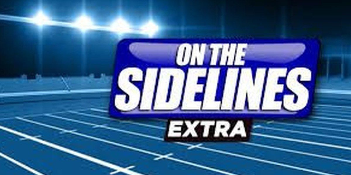 On the Sidelines schedule and scores- September 27