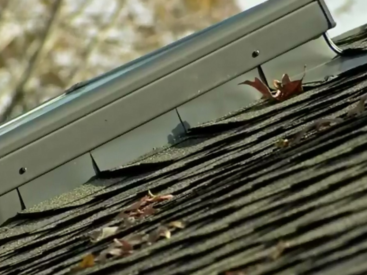 Chesterfield man struggles with roof repairs