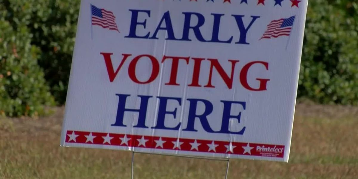 Early in-person voting kicks off Friday in Virginia