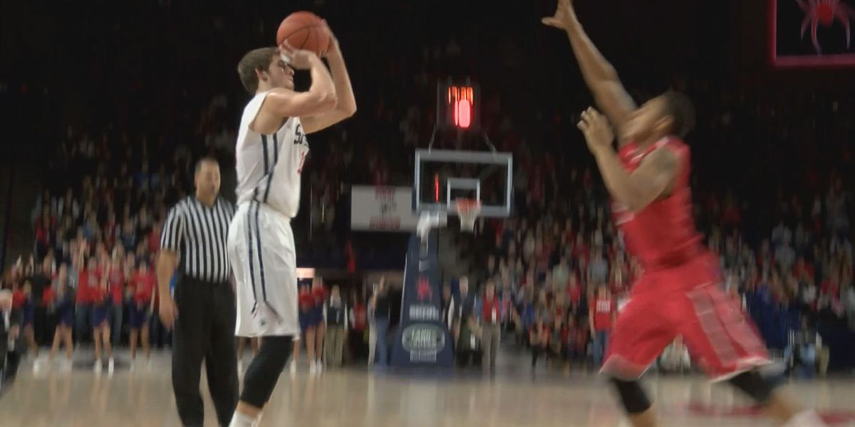 Spiders come up short at No. 22 Dayton