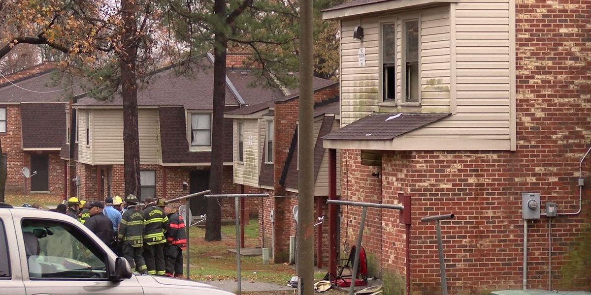 'Everything is just gone': Family of 10 displaced from home after Richmond apartment fire