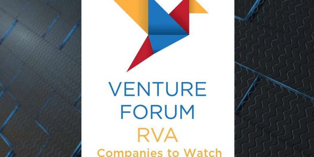 "Venture Forum RVA announcing its ""Companies to Watch"""