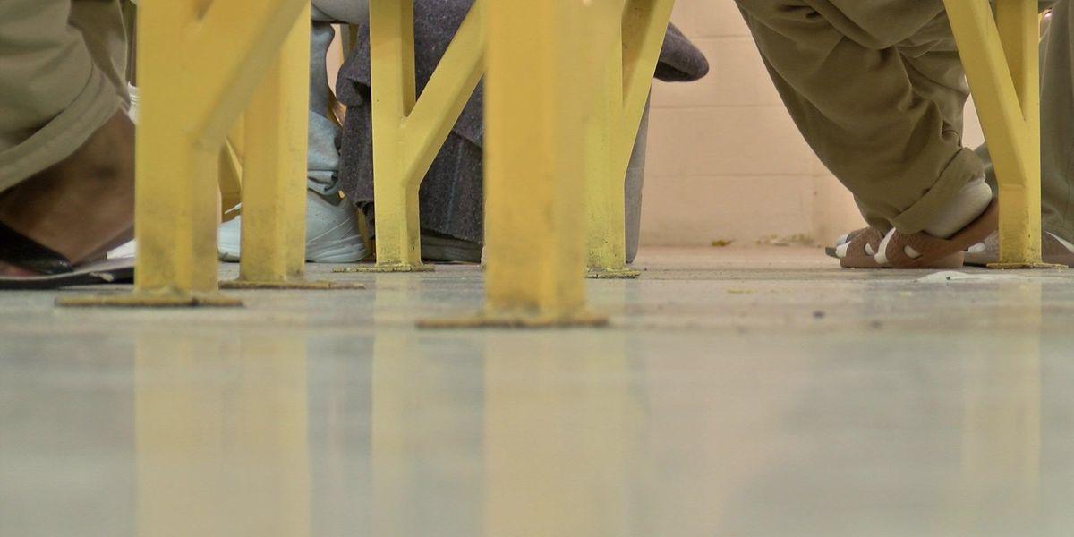 Henrico inmates put to work in jail's latest drug rehab program