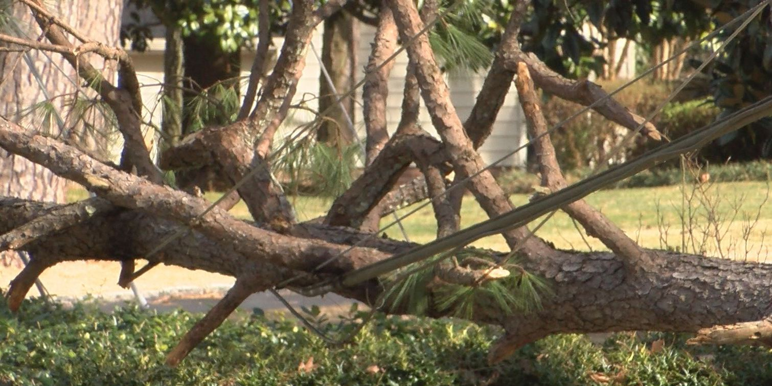 Strong winds cause power outages across RVA