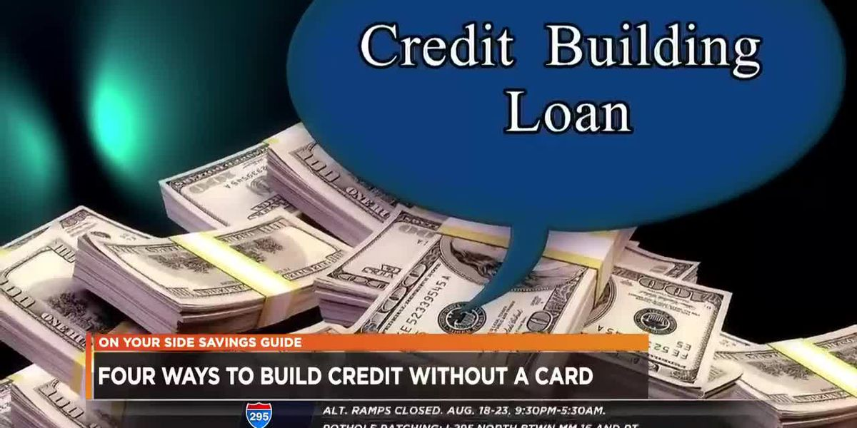 Four ways to build credit without a card