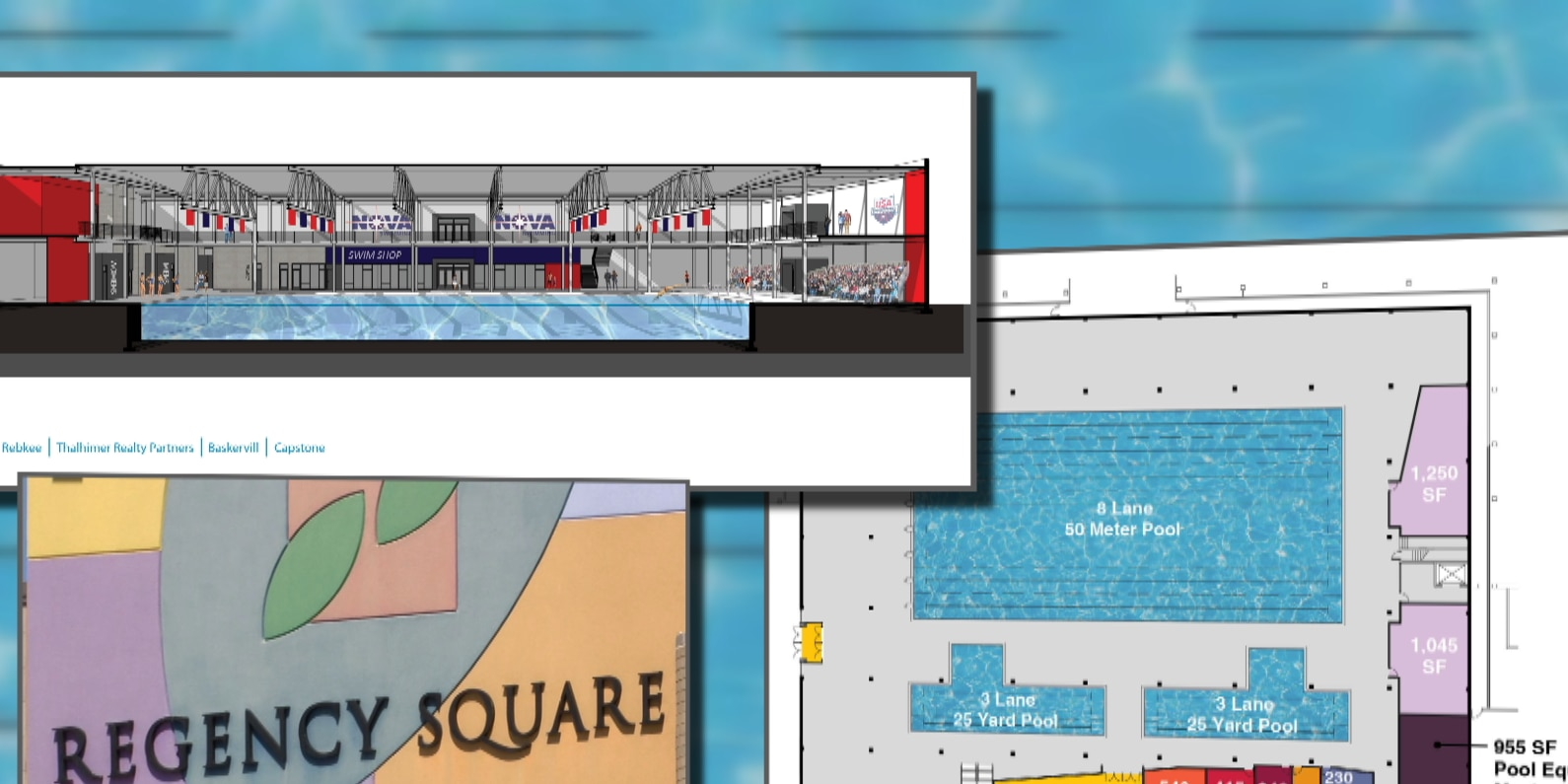 New aquatic center to replace Macy's at Regency Square