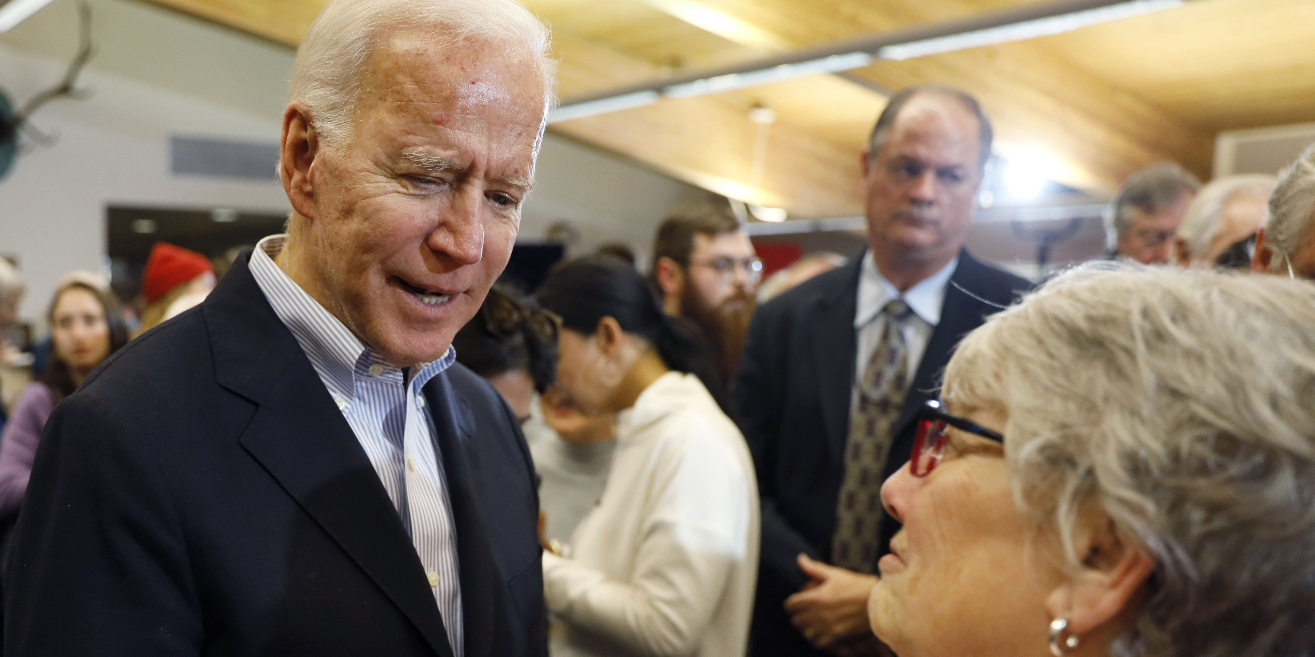 Joe Biden sees fundraising improvement after rough summer