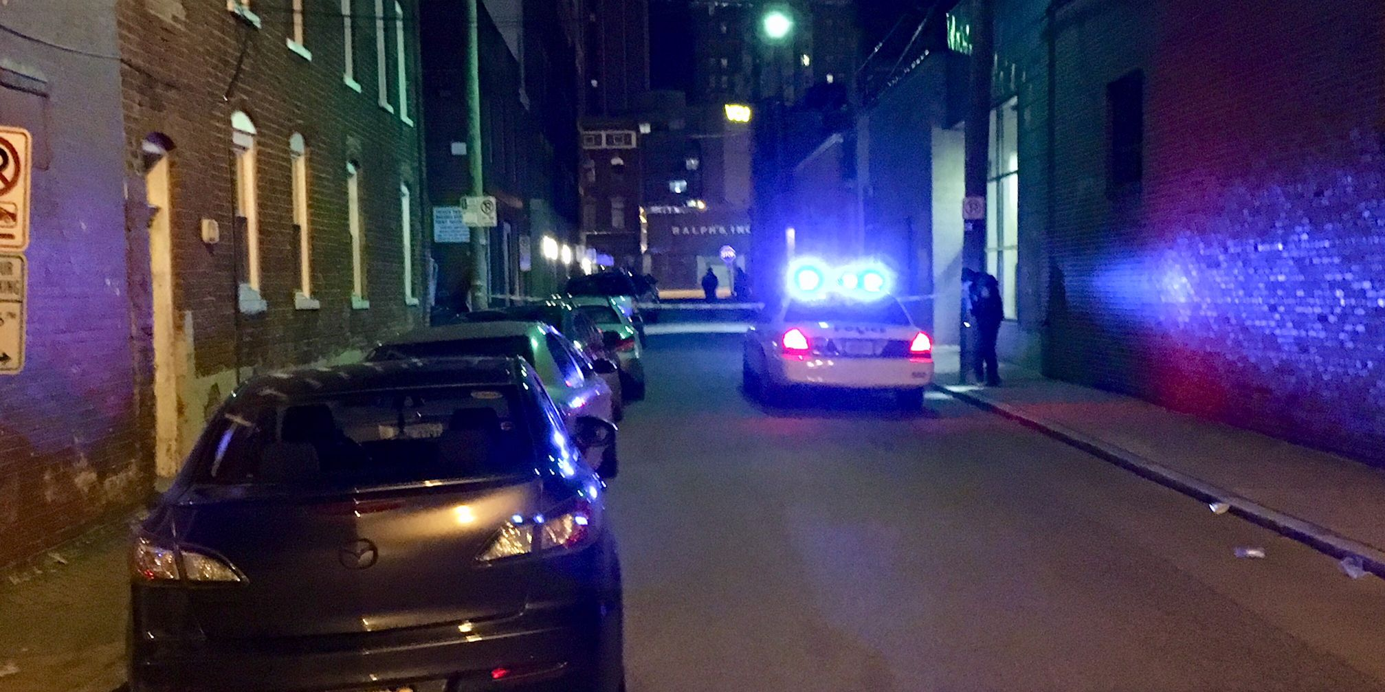 VCU issues crime alert for shooting near campus early Monday