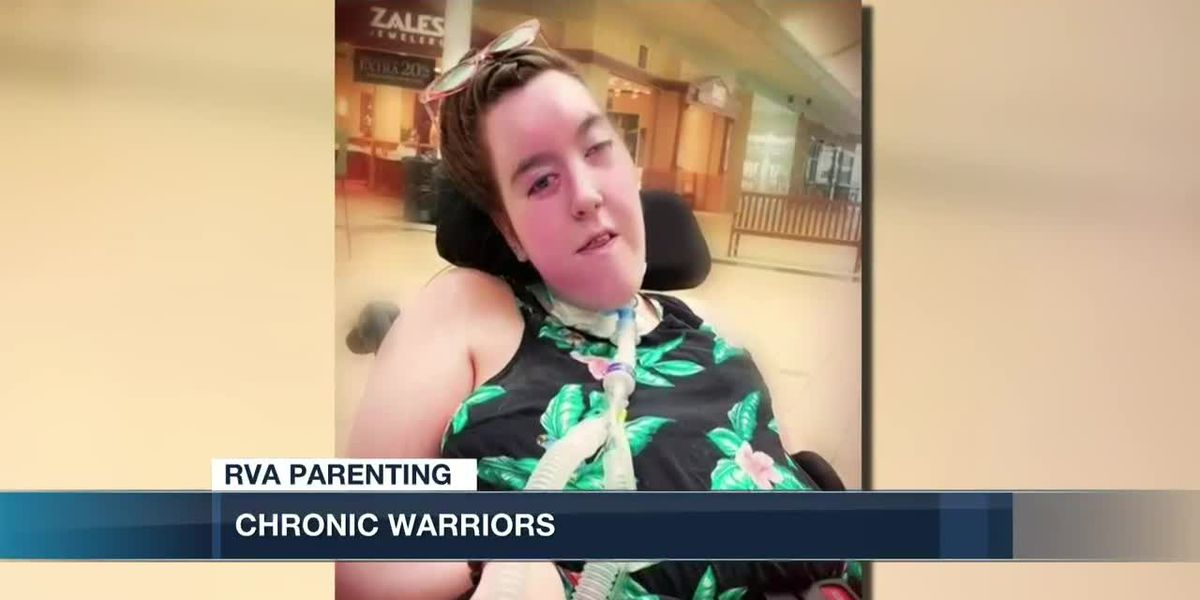 Richmond mom raises awareness about site connecting kids with chronic illness