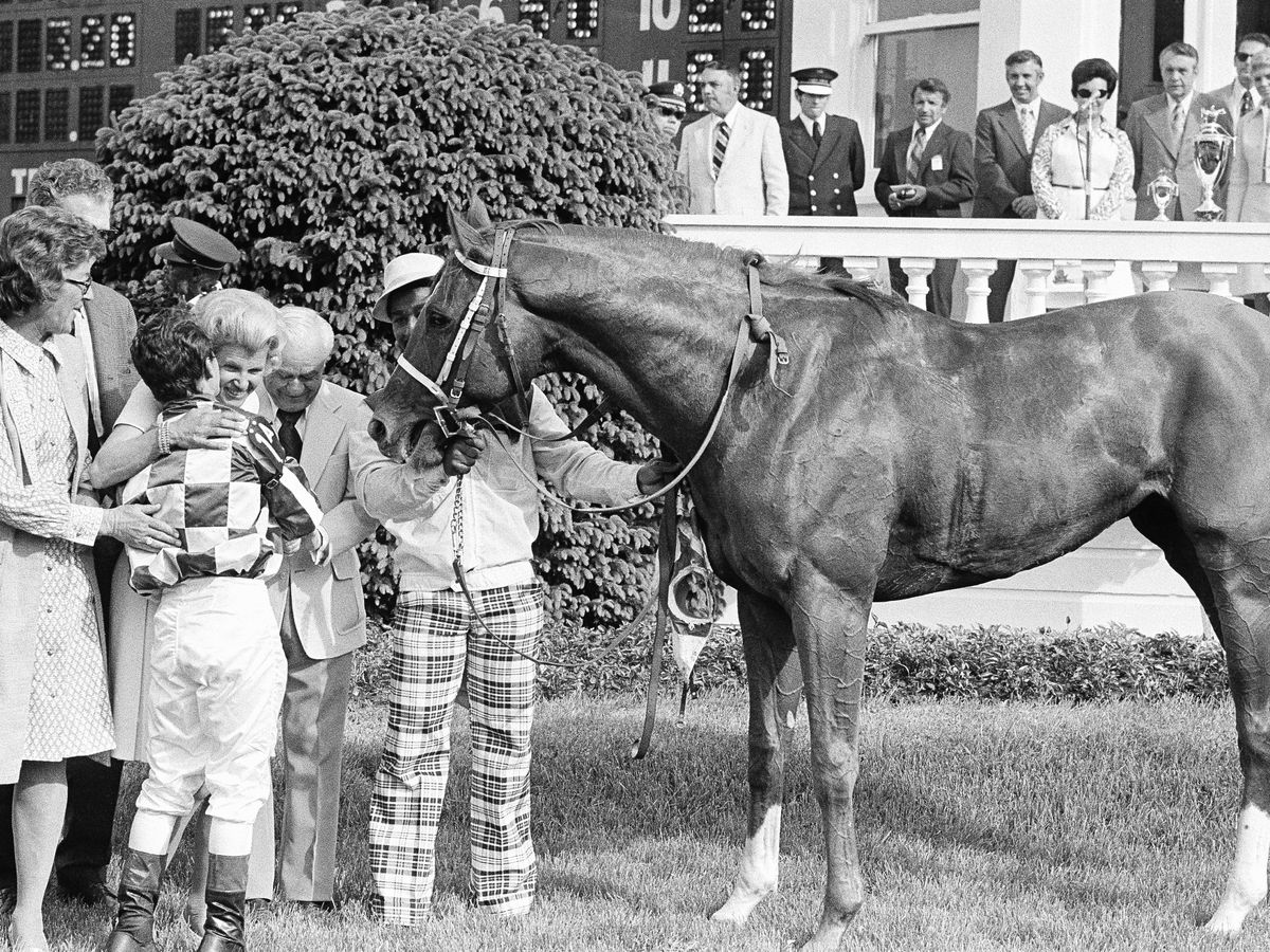On this day: Secretariat wins Kentucky Derby on quest for 'Triple Crown'