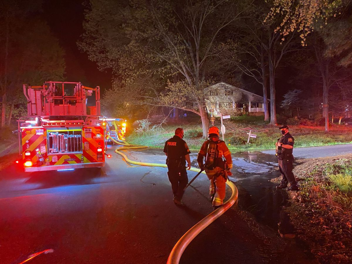 Fourth child, second woman dies from injuries in Chesterfield house fire