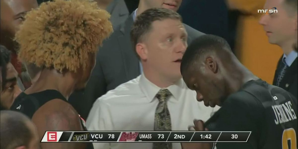 Tillman paces VCU to road win at UMass