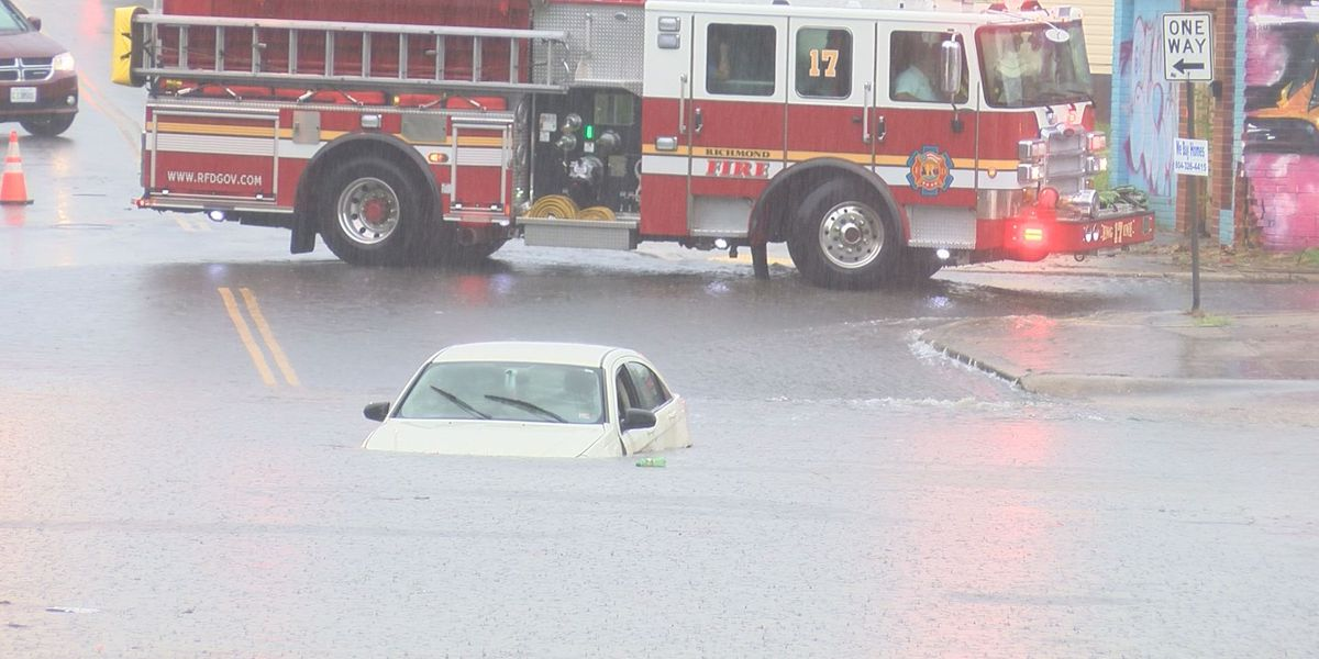 Severe Weather Awareness Week: Dangers of flooding