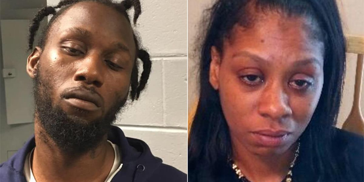 2 arrested after drugs, guns found in Petersburg