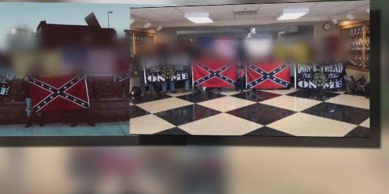 'Overtly racist': Virginia students display Confederate flags during Spirit Week