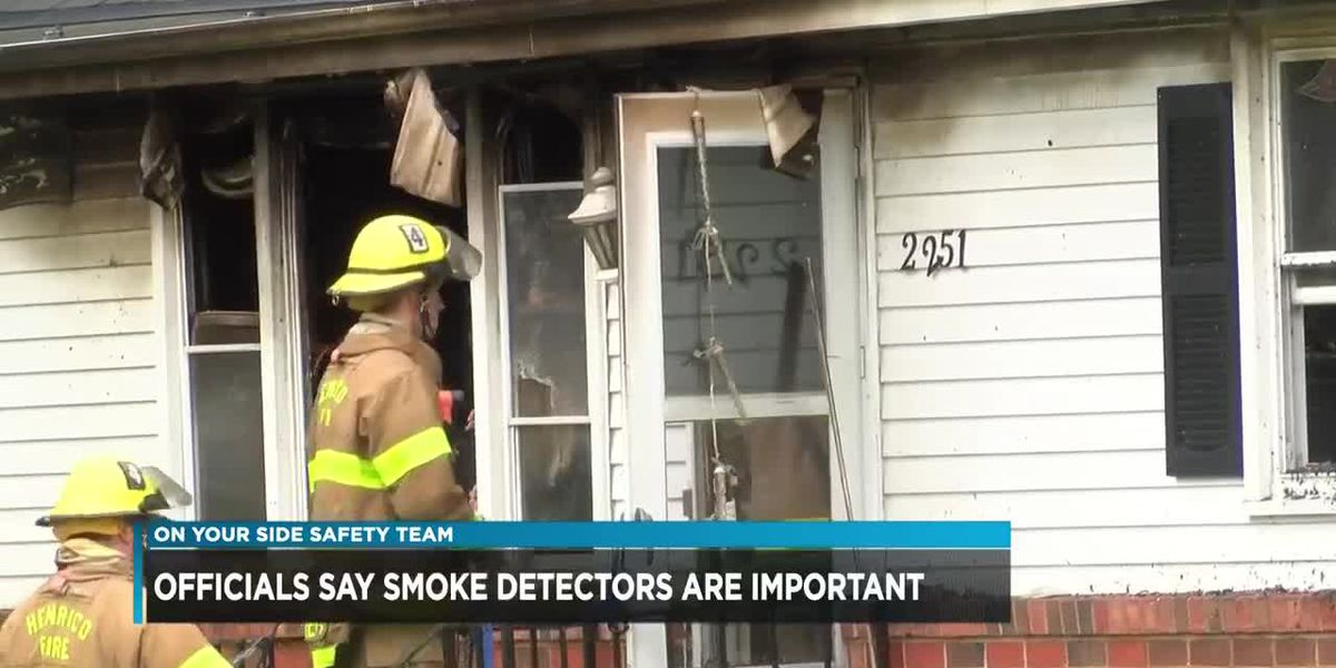 Fire Officials urge people to have a working smoke detector after busy weekend