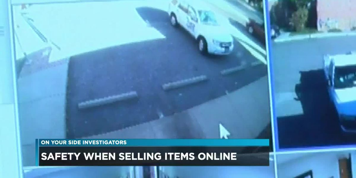 Safety When Selling Items Online