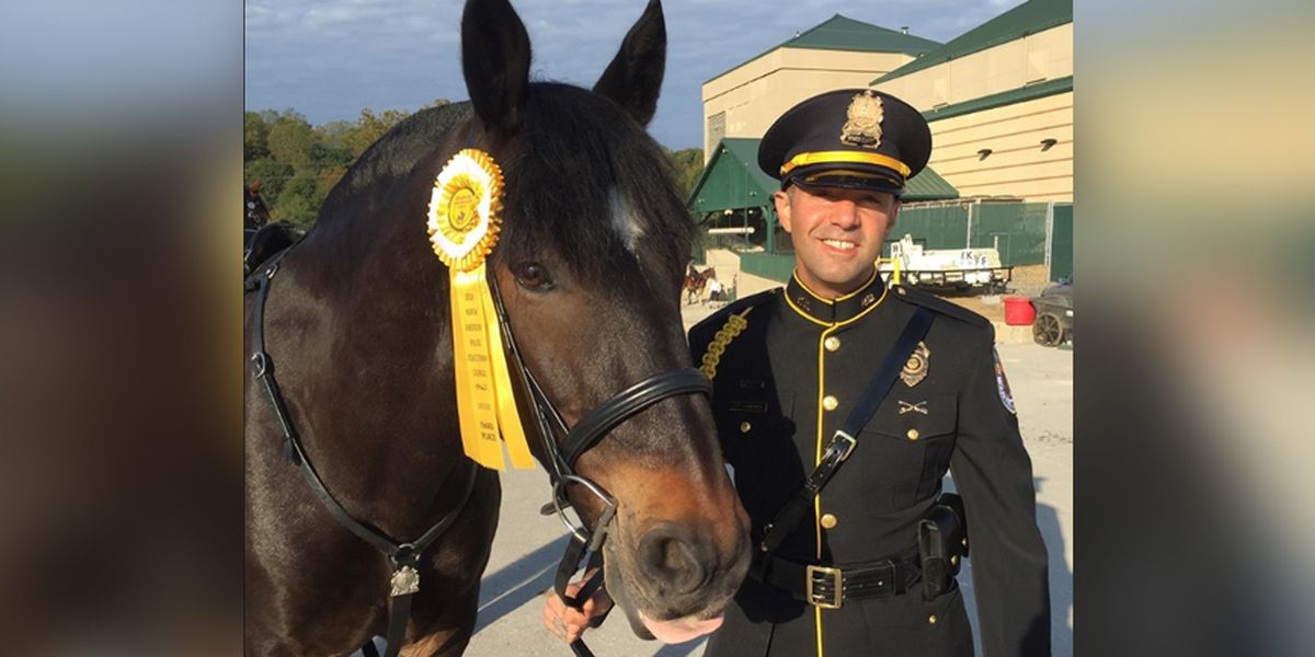 Richmond Police Mounted Unit places in national competition