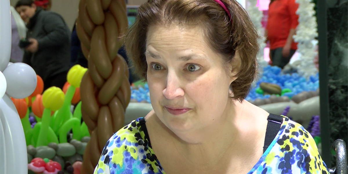 'Balloon Lady' loses battle with cancer