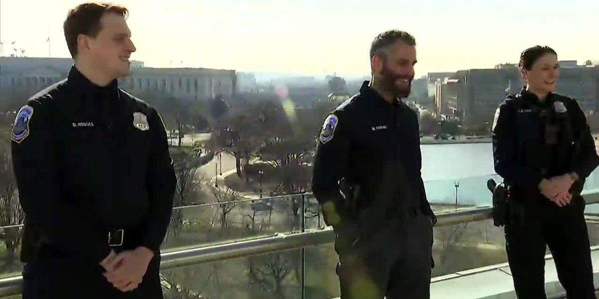 Officers describe being attacked by mob during Capitol riot