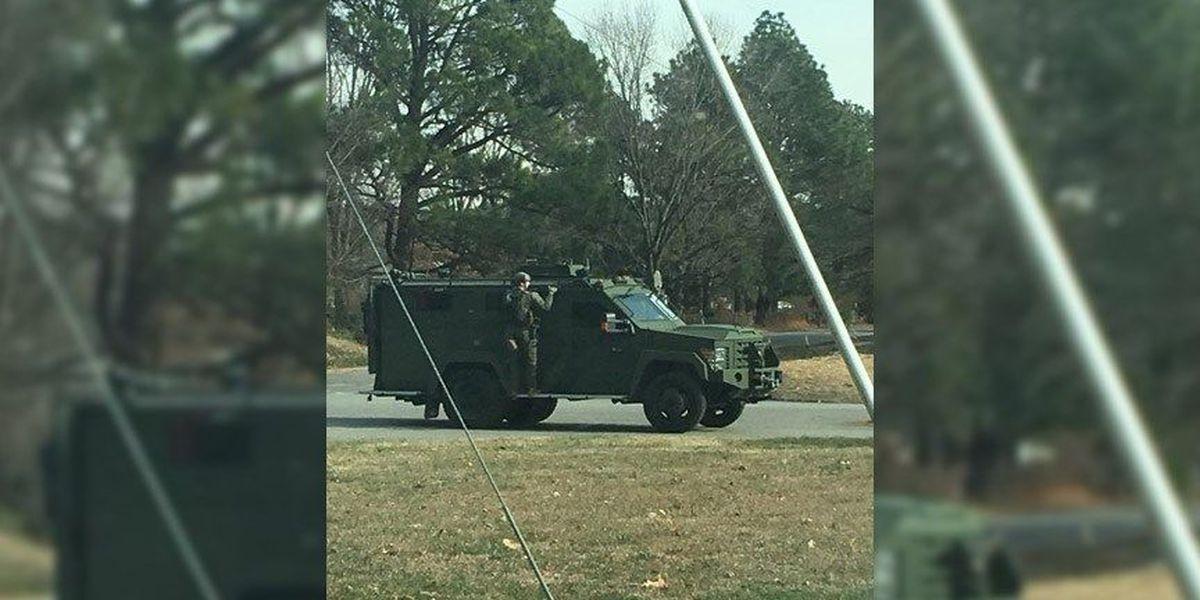 Man found dead after standoff killed by officer's gunshot