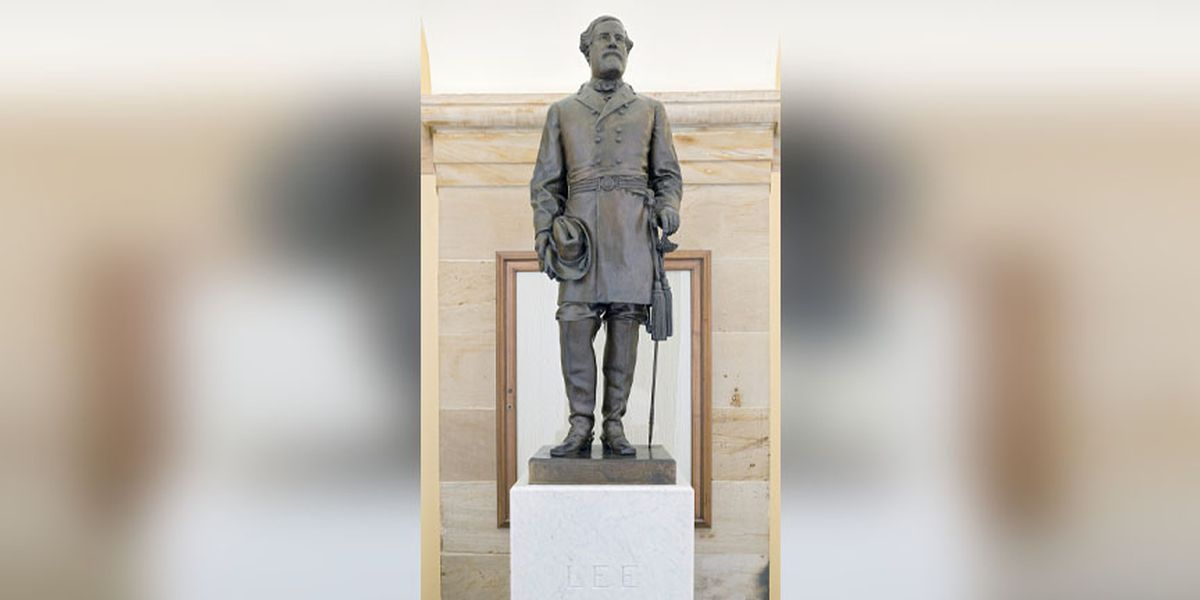 Virginia governor seeks bill replacing Lee statue in Capitol