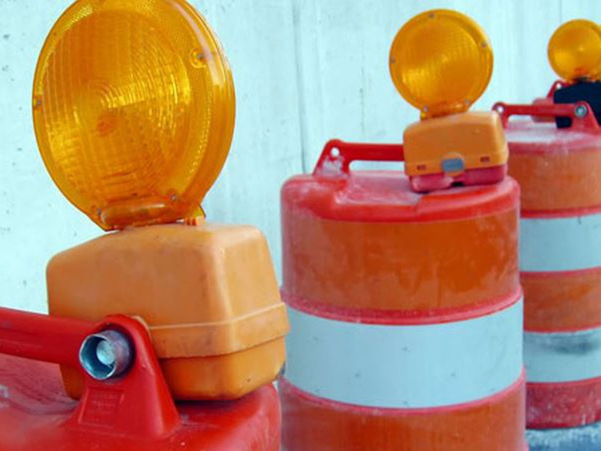 Gas leak on Maury Street causes lane closure, delays