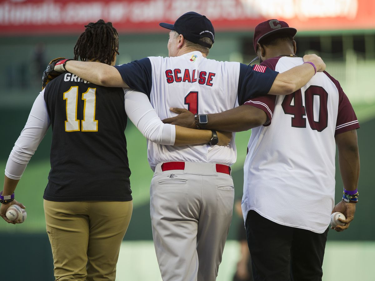 On this day: U.S. Rep. Scalise shot during Congressional baseball practice