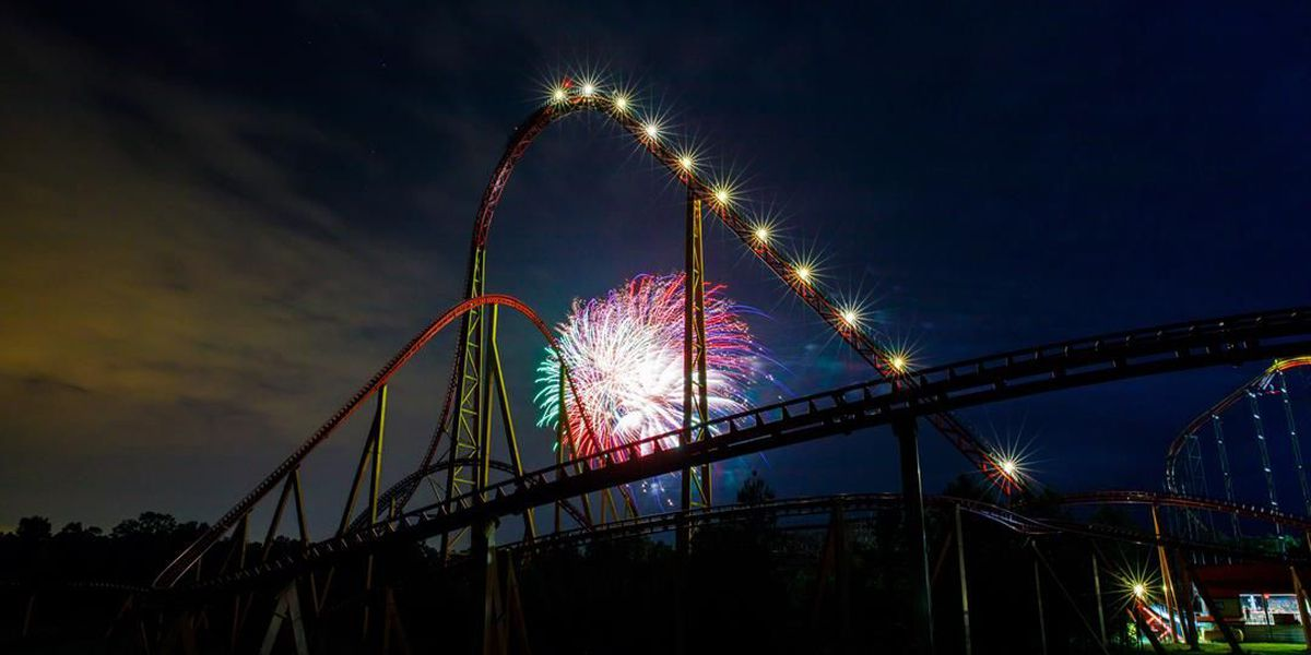 Kings Dominion set for weekend celebration