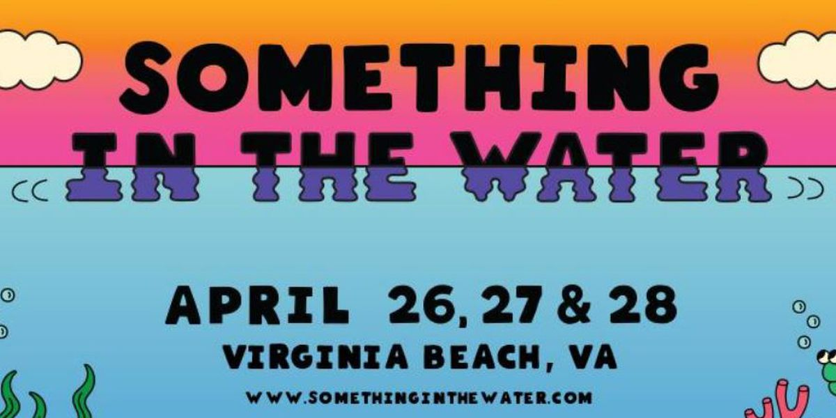'Something in the Water' Festival offers shuttles from Richmond to the oceanfront