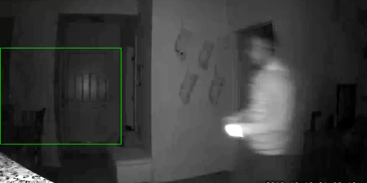 Two home invaders captured on camera in Henrico