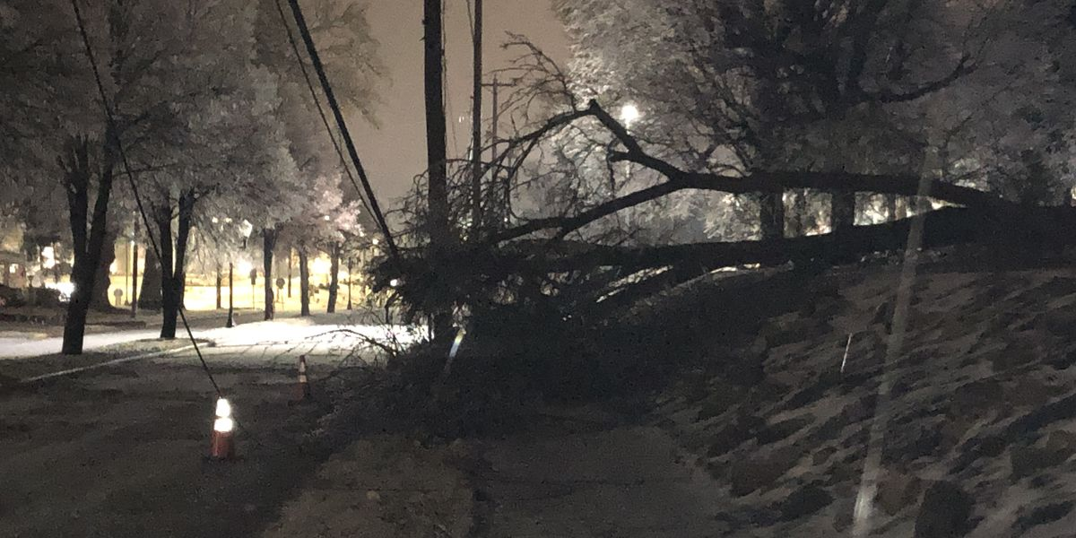 VDOT: Richmond-area crews making progress on 1,000+ fallen trees
