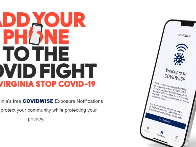 'This can help us catch new cases early': VDH launches 'COVIDWISE', an exposure notification app