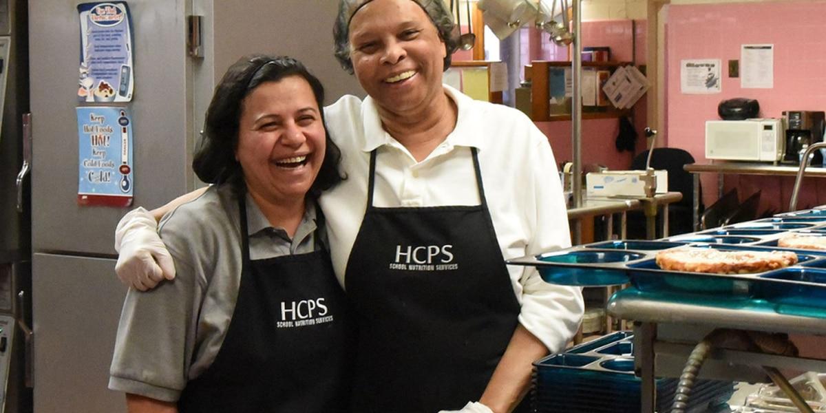Henrico Public Schools holds fall job fair