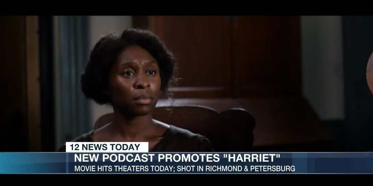"""New podcast promotes """"Harriet"""""""