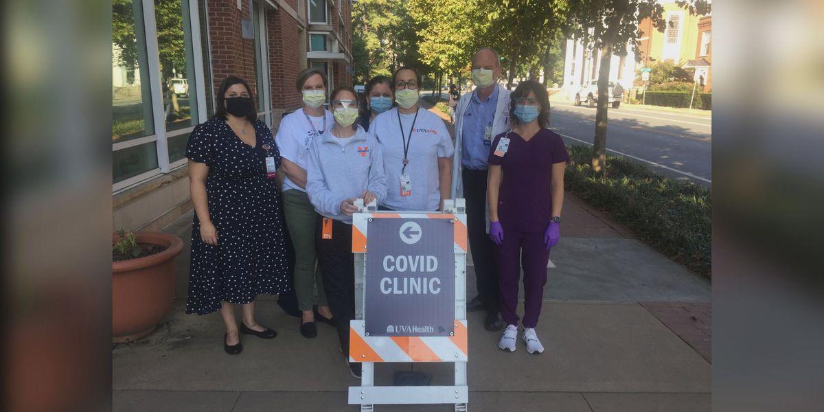 UVA testing antibody 'cocktail' for COVID-19 prevention efforts