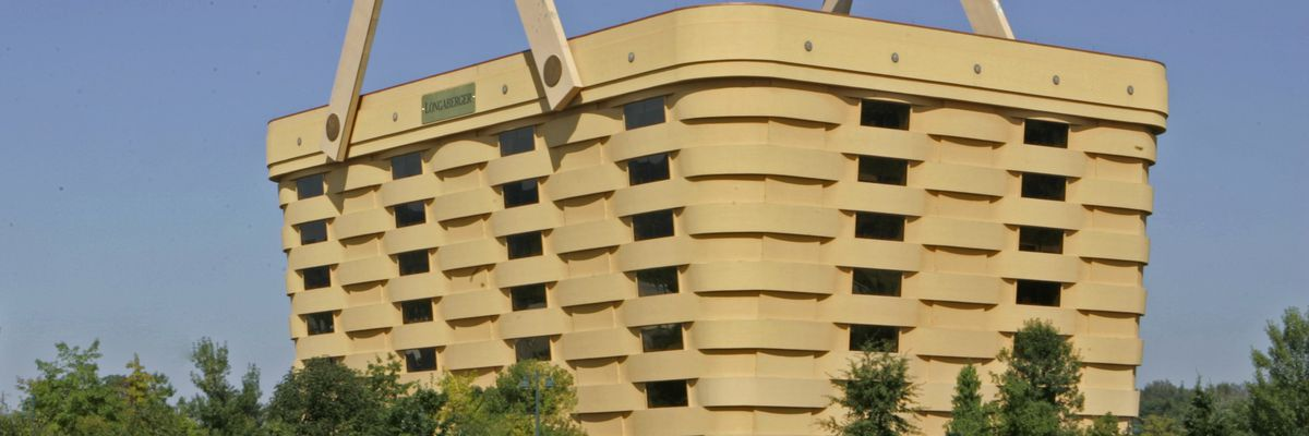 Former Longaberger Basket building to become luxury hotel