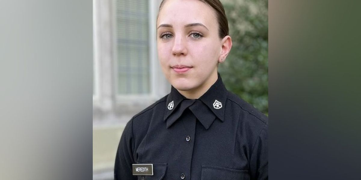 VMI names its first female regimental commander