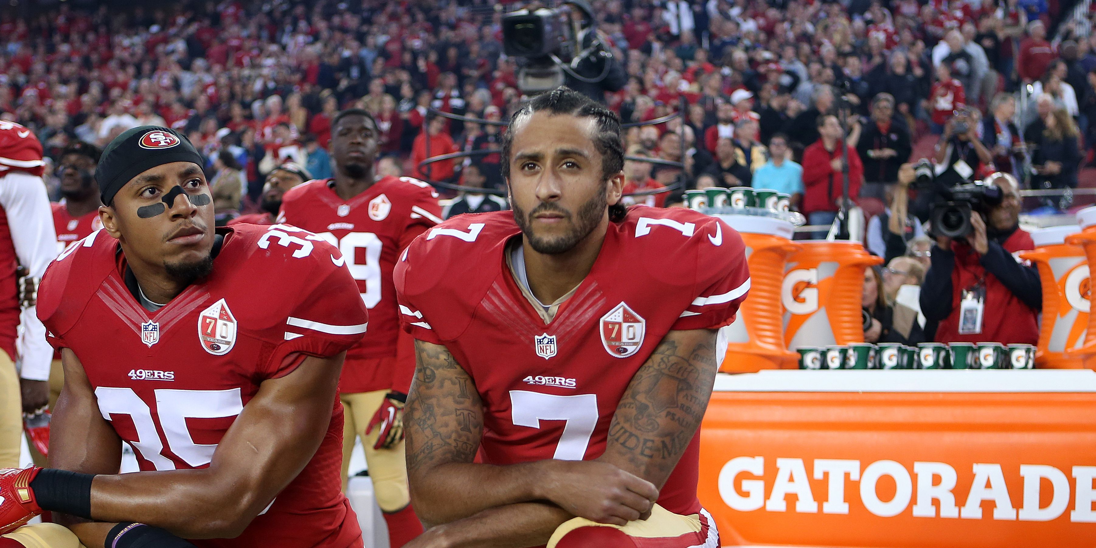 Kaepernick mural removed before Super Bowl to be replaced