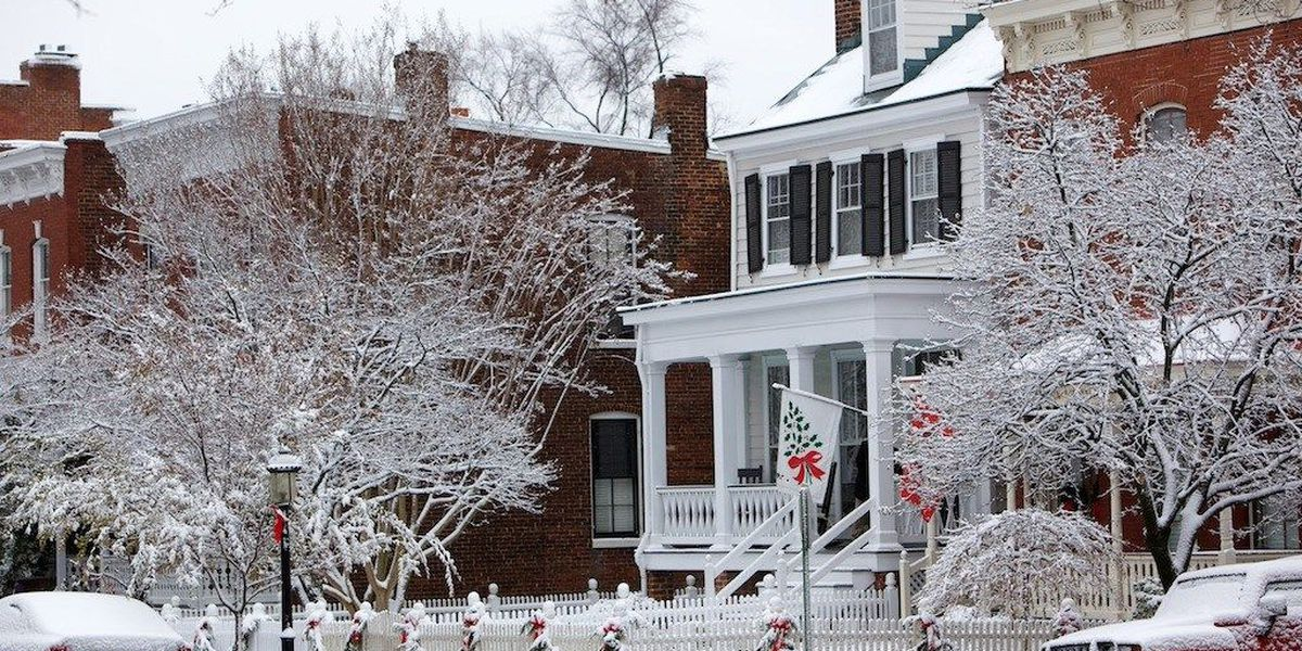 Check out the Church Hill Holiday Homes Tour