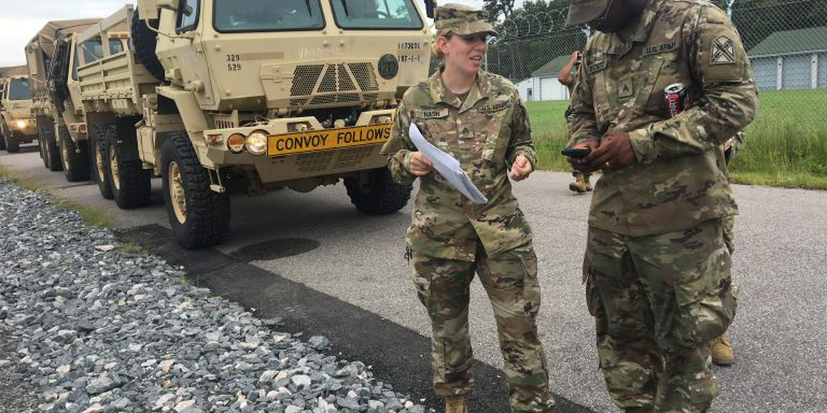 Virginia Nat'l Guard to mobilize ahead of Tropical Storm Isaias