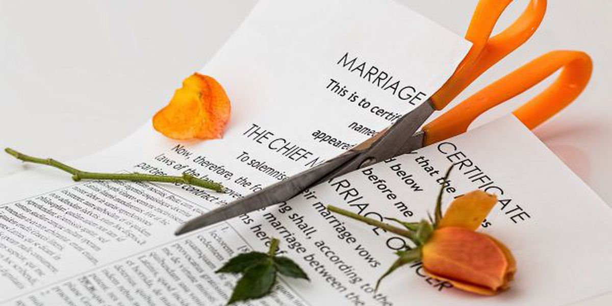 Financial planning before a divorce is finalized