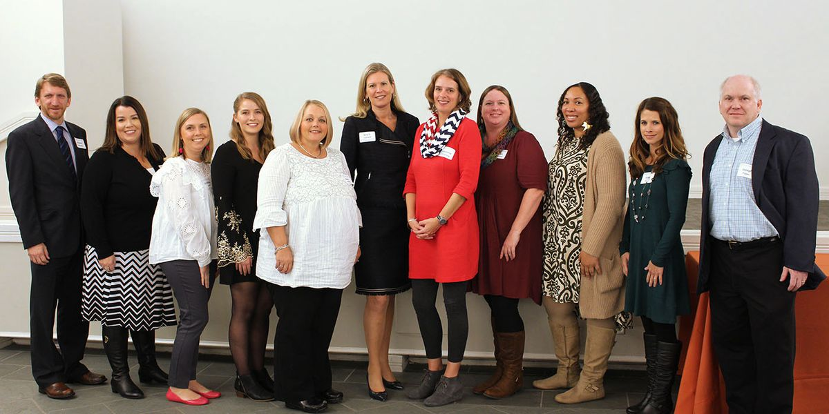The Community Foundation recognizes 10 Henrico teachers for classroom excellence