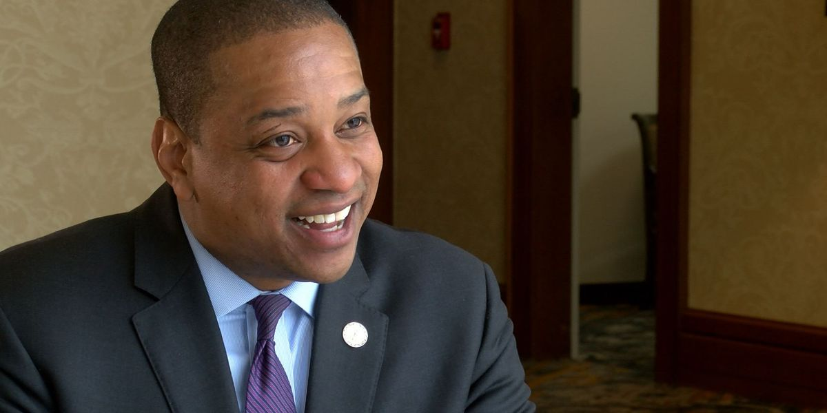Justin Fairfax looking to make run for governor
