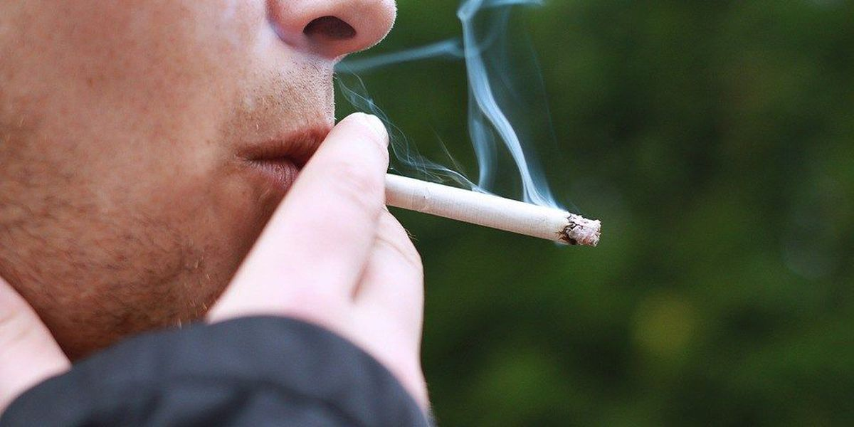 VA drivers caught smoking with children under 8 could face fine