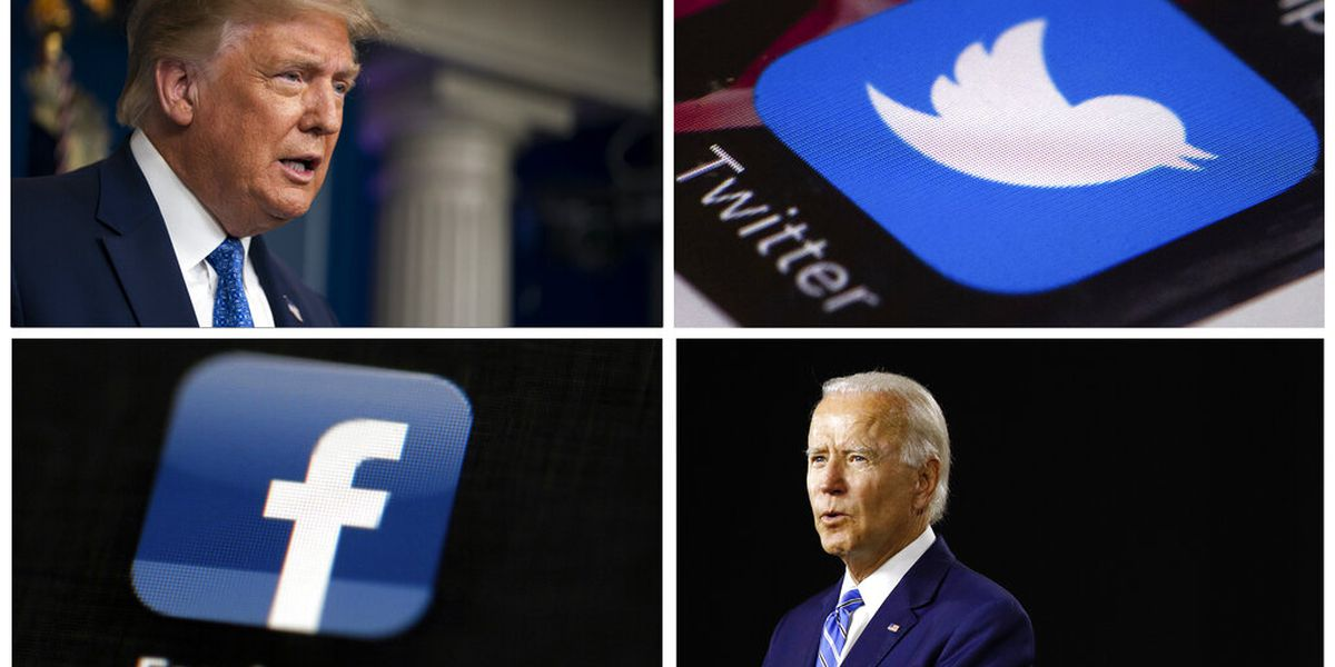 Why tech giants limited the spread of NY Post story on Biden