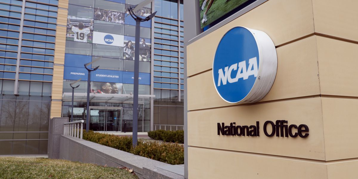College athletics working to figure out next steps