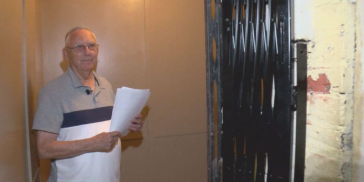 Veterans' organization in need of money to fix elevator