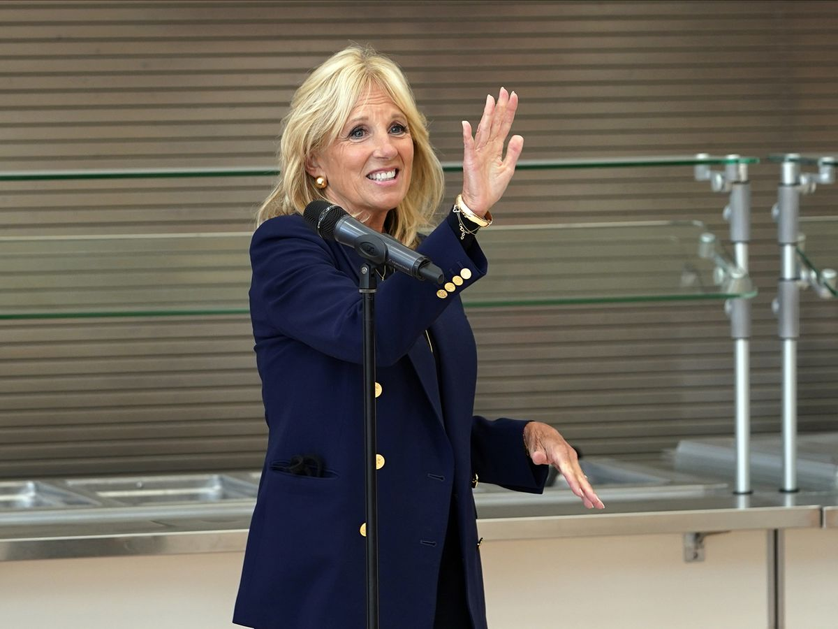 Jill Biden to participate in virtual early vote rally with Mayor Stoney